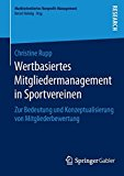 Mitgliedermanagement in Sportvereinen