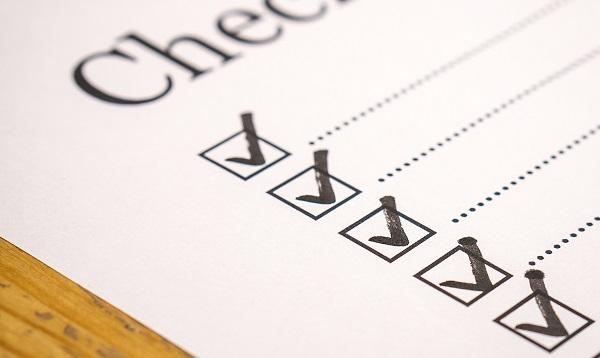 Checkliste Vereinsauflösung
